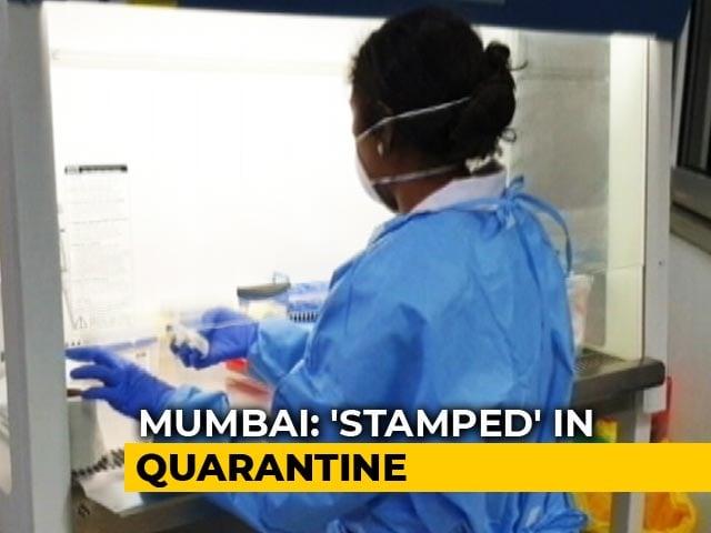 Video : Maharashtra To Stamp Those Under Home Quarantine Amid Coronavirus Scare