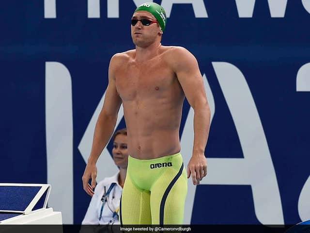 "COVID-19 ""Worst Virus Ive Ever Endured"": Olympic Gold Medallist Swimmer Cameron Van Der Burgh"