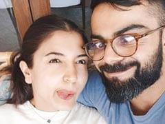 Anushka Sharma And Virat Kohli's Goofy Selfie Is The Best Thing On The Internet Today