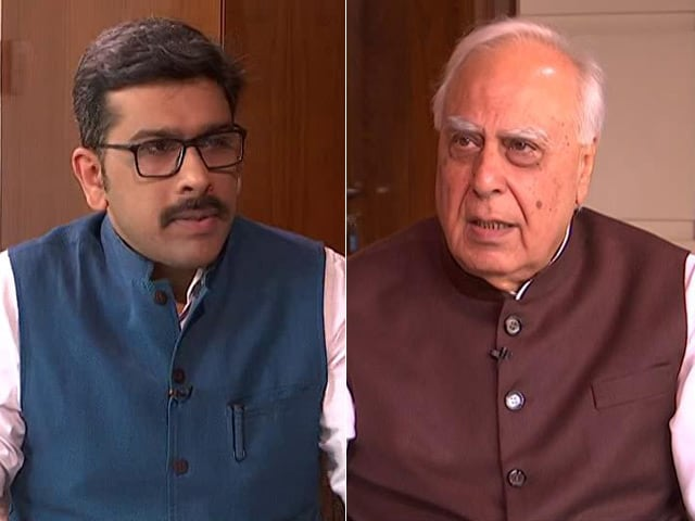 Video : There Should Be Cooling Off Period: Kapil Sibal On Ranjan Gogoi's New Role