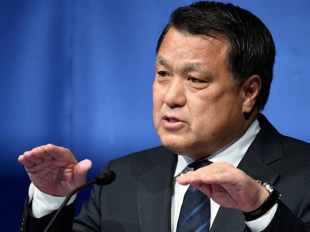 Japan Olympic Committee Deputy Head Tests Positive For Coronavirus