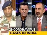 Video: 29 Coronavirus Cases In India