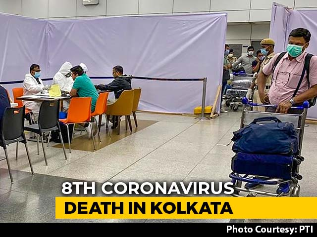 Video : India's 8th COVID-19 Death In Bengal, Man Had No Travel History: Sources