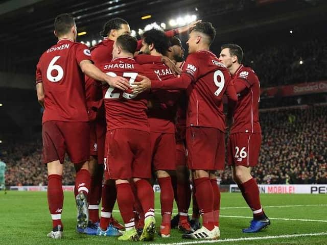 Premier League: Manchester City Midfielder Says Liverpool Deserve To Be Champions