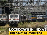 Video : Mumbai's Local Trains, Lifeline For Thousands, Suspended Over COVID-19