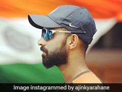 """My Tiny Bit"": Ajinkya Rahane Contributes To Fight Coronavirus Pandemic"