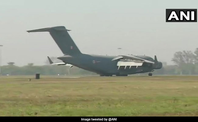 Coronavirus: Indians Airlifted From Iran To Be Quarantined At Ghaziabad Airbase