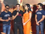 Video : Akshay, Ranveer, Ajay Devgn & Katrina Kaif At <i>Sooryavanshi</i> Trailer Launch