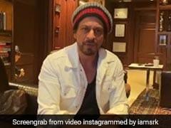 KKR ने 18 ओवर में ही जीत लिया मैच, Tweet कर Shah Rukh Khan बोले- सभी बच्चों को...