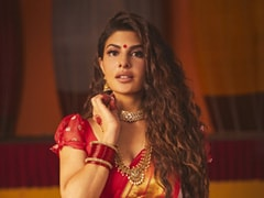 Jacqueline Fernandez's Latest Saree Look Will Give You Major Durga Puja Goals