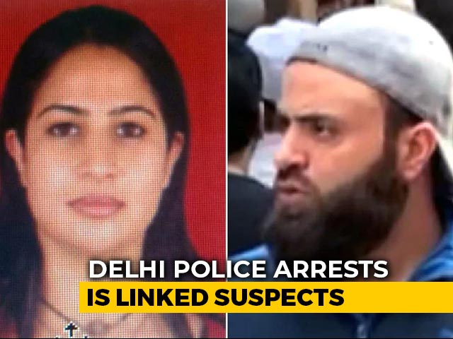 Video : ISIS-Linked Couple Had Plans Of Suicide Attack In Delhi: Police Sources