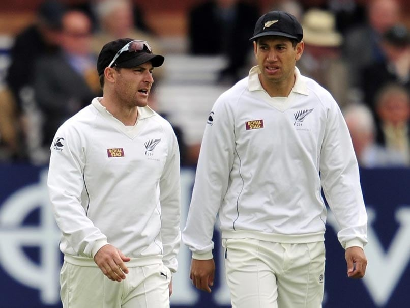 Have Respect For Ross Taylor, But We Are Not Best Friends, Says Brendon McCullum