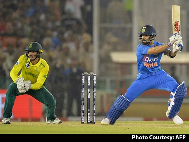 India Look To Continue Dominant Home Run, Host South Africa In ODI Series