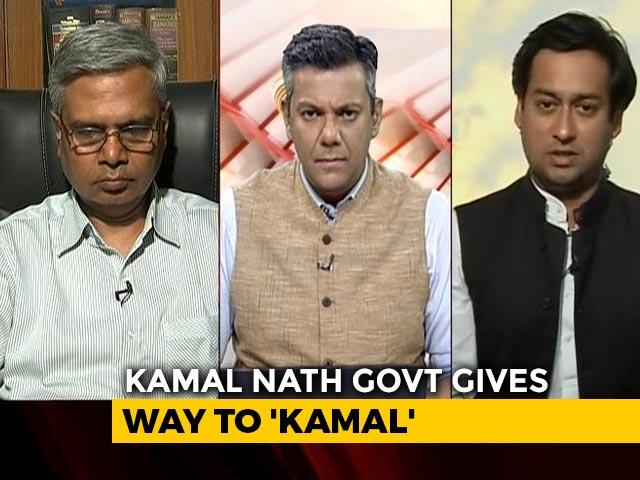 Video : BJP Repeats Karnataka In Madhya Pradesh