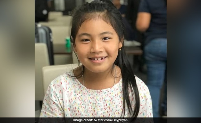 After Turning Down PM Modi's Honour, 8-Year-Old Activist Licypriya Kangujam Fumes At Congress