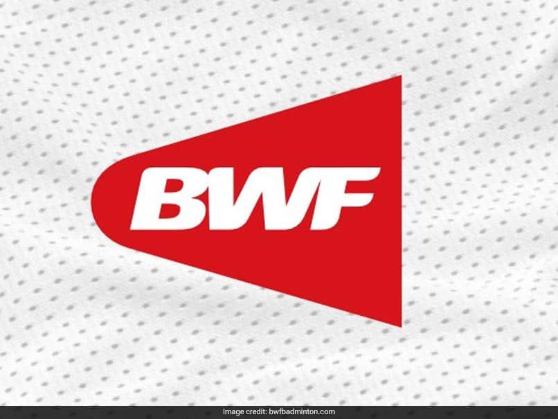 All Badminton World Federation tournaments suspended