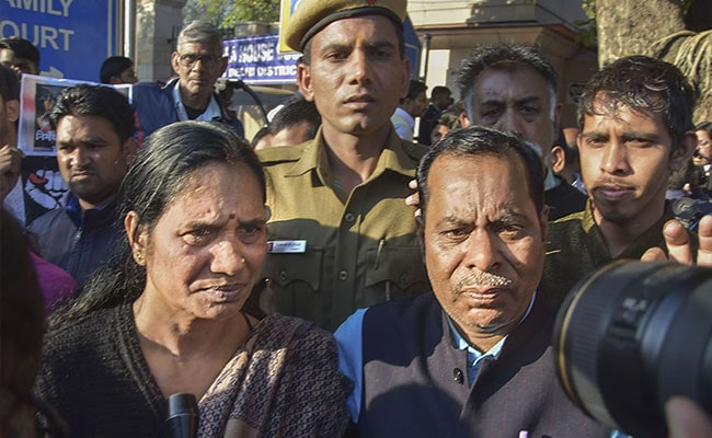 'Fight For Justice Not Over,' Say Parents On Nirbhaya Death Anniversary