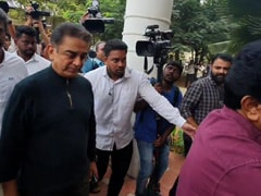 Cops Question Kamal Haasan In Probe Into Film Set Accident That Killed 3