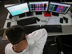 Sensex Falls Over 350 Points Ahead Of GDP Data: 10 Things To Know