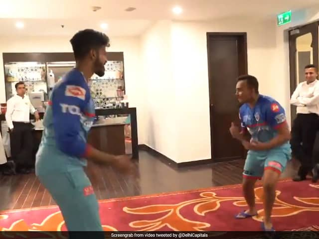 prithvi-shaw-and-shreyas-iyer-are-dancing fans reaction goes viral