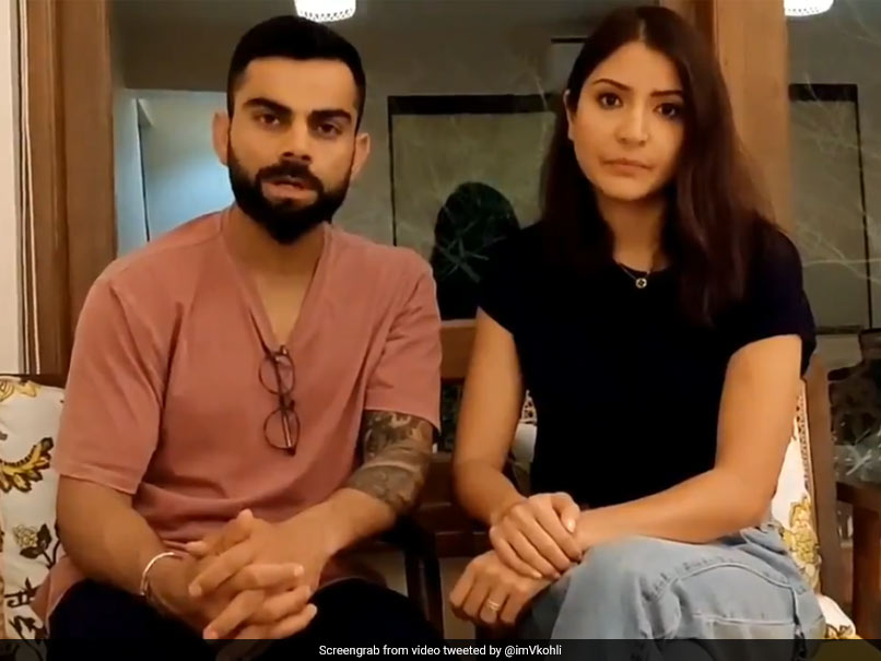 Watch: Virat Kohli, Anushka Sharmas Plea As India Locks Down For 21 Days