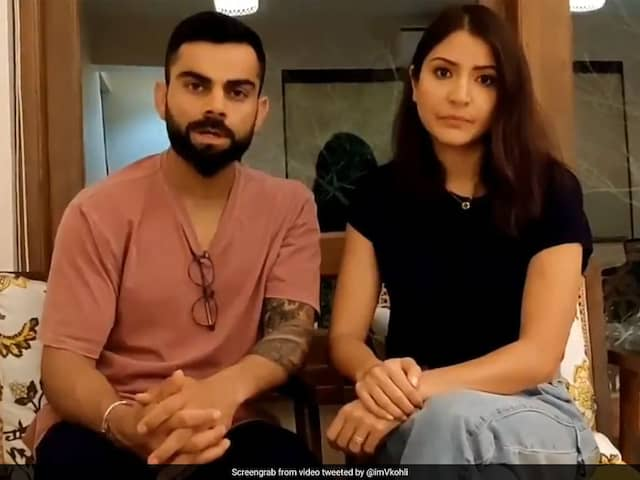 Coronavirus: Virat Kohli, Anushka Sharma Pledge Support To COVID-19 Relief Funds