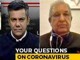 Video: Experts Answer Your Questions On Coronavirus