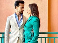 'Baaghi 3' Actor Tiger Shroff Celebrated Birthday With Co-Star Shraddha Kapoor In Dubai