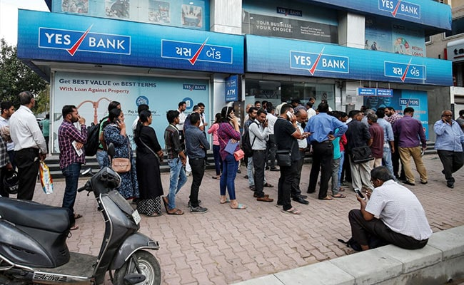 Yes Bank Resumes Operations As Moratorium Ends