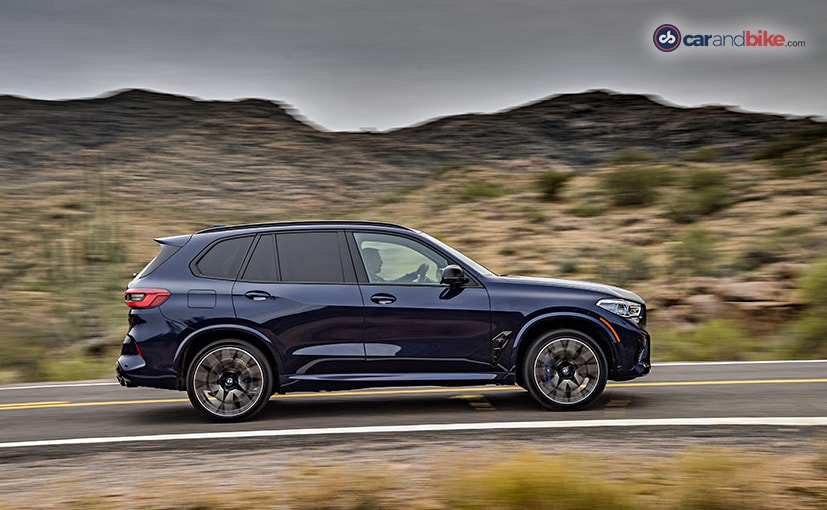 BMW X5 M Competition First Drive Review