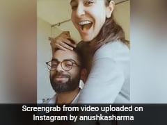 Anushka Sharma Turns Hairstylist For Virat Kohli During Quarantine. Watch Video