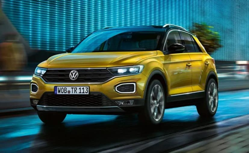 The T-Roc is built on VW's MQB platform