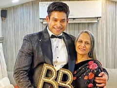 "International Women's Day 2020: <I>Bigg Boss 13</i> Winner Sidharth Shukla Says ""Toughest"" Part Of Show Was Staying Away From Mom"