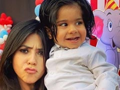 """Ekta Kapoor Shares The """"Toughest Thing"""" About Being In Quarantine With Son Ravie"""