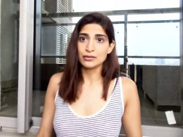 Aahana Kumra On Her New Show Marzi, Lockdown And More