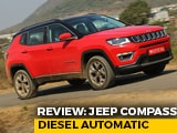 Jeep Compass Diesel Automatic Review