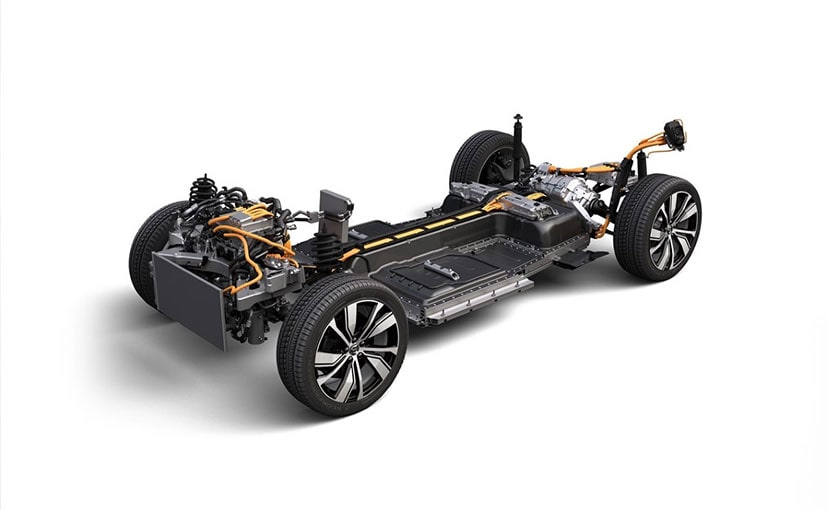 Volvo Inaugurates Battery Assembly Line In Belgium