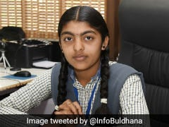 Women's Day 2020: Schoolgirl Becomes Collector For A Day In Maharashtra
