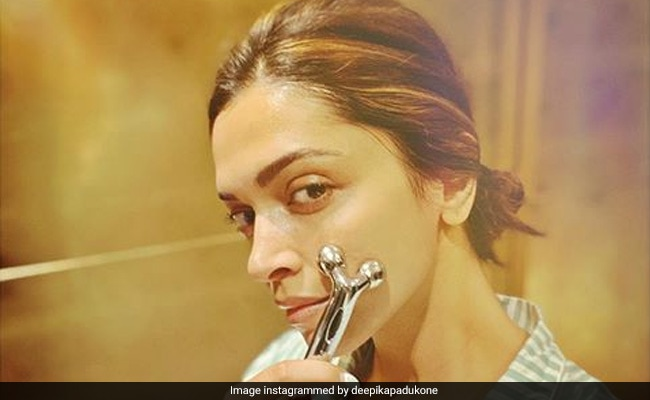 Deepika Padukone's 'Productivity' Continues: Wardrobe Done, Now Her Face