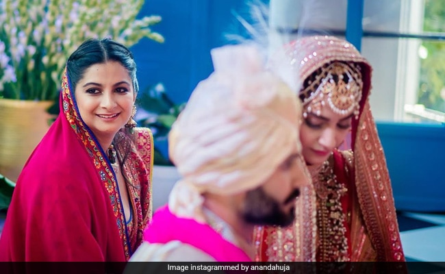 Anand Ahuja's Birthday Wish For Sister-In-Law Rhea Kapoor Is Adorable In Every Sense