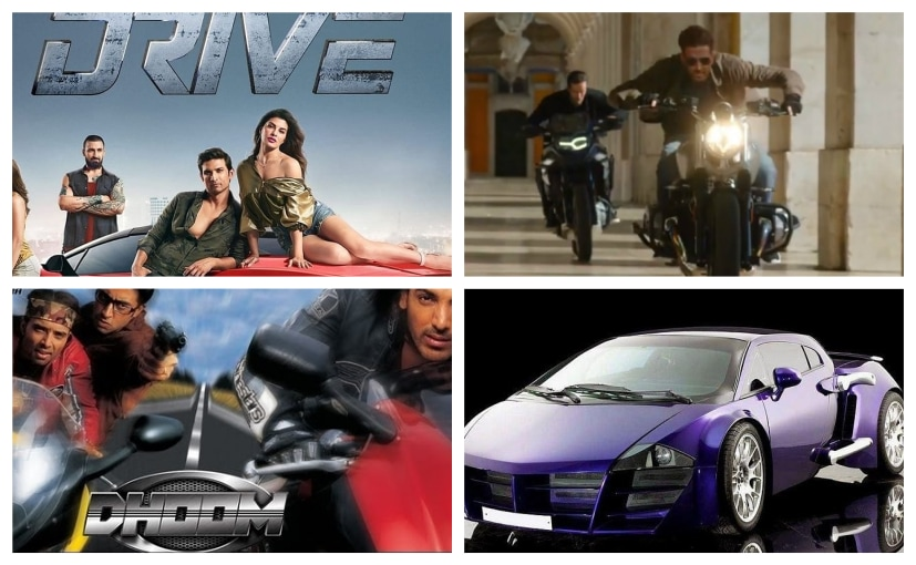 We list down a few Bollywood movies with cars and bikes which are worth binge watching at home