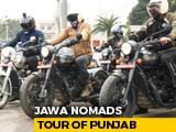 Video : Jawa Nomads Tour Of Punjab