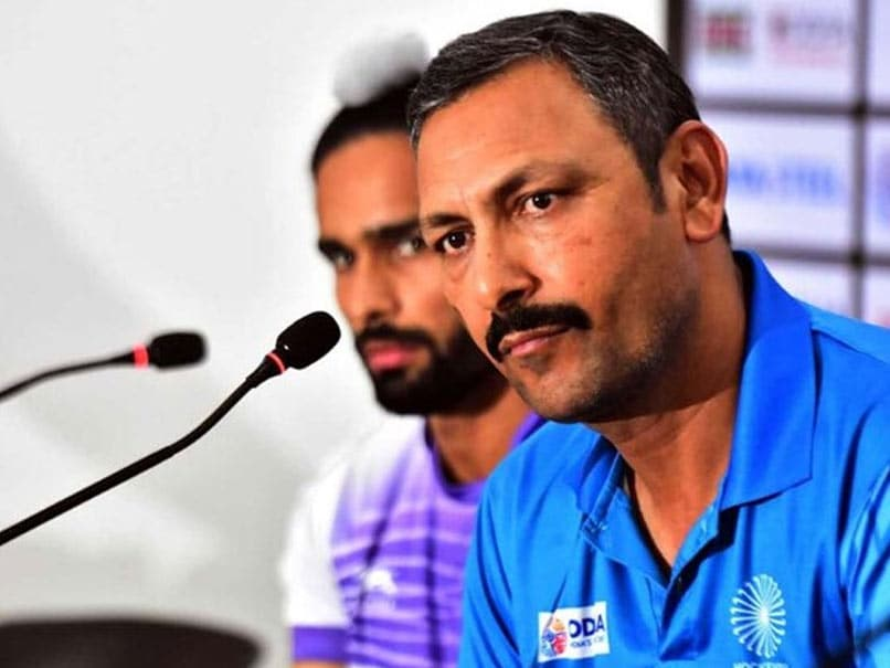 Hockey Coach Harendra Singh Leads On Different Turf Amid Coronavirus Outbreak
