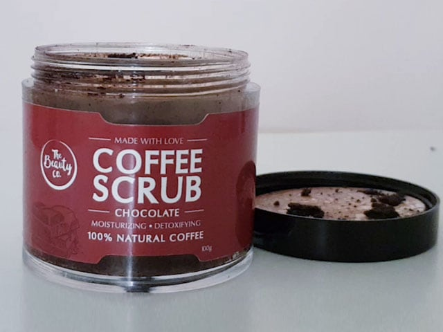 Video : Swirlster Beauty Review: We Try The Beauty Co. Coffee Chocolate Scrub