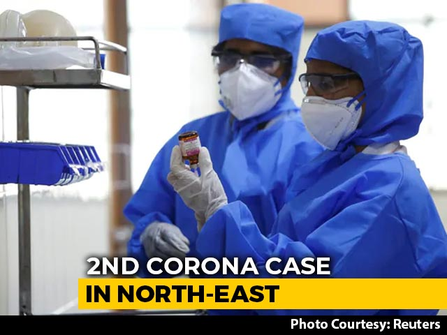 Video : 50-Year-Old Tests Coronavirus Positive In Mizoram, 2nd Case In Northeast