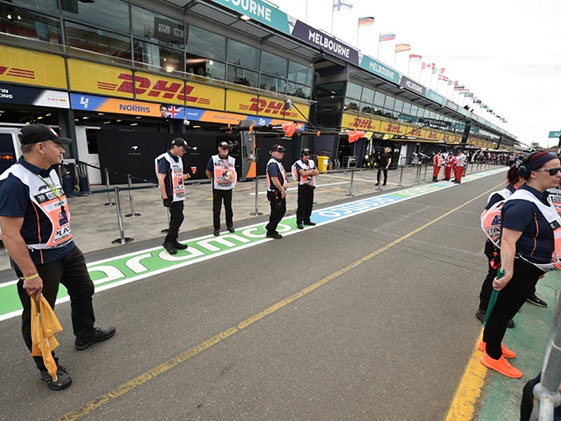 Formula One Opening Race In Australia Cancelled