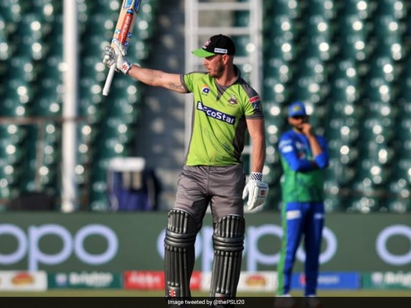 Lynnsanity In PSL: Australia Star Chris Lynn Blitzes 55-Ball 113 For Lahore Qalandars. Watch