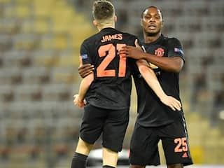 Europa League: Manchester United Thrash LASK Linz Behind Closed Doors