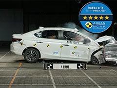 2020 Honda City Receives 5-Star ASEAN NCAP Safety Rating