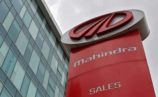 Mahindra's domestic sales fell by 90 per cent, at 6,130 units while exports dropped by 68 per cent